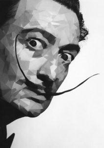 Salvador Dali, Visit Madrid, www.theeducationaltourist.com