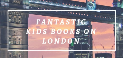 kids books about london, tower of london