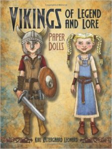 Vikings of Legend and Lore by Kiri Ostergaard Leonard, Choose the right toy, www.theeducationaltourist.com