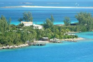 Nassau, Bahamas - beach