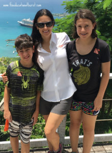 The Educational Tourist and kids in Caribbean