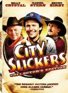City Slickers movie placard