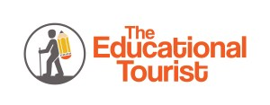 The Educational Tourist logo, Demi Hugger, www.theeducationaltourist.com
