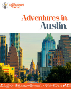 Adventures in Austin travel guide book, What to do in Austin, Tx
