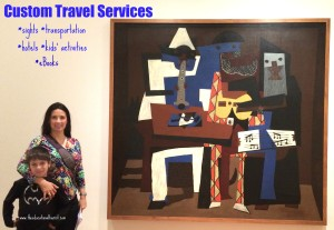 The Educational Tourist Picasso