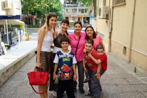 Family in Turkey, Choose a Safe Travel Destination, www.theeducationaltourist.com