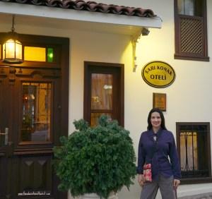 Sari Konak Hotel in Istanbul, www.theeducationaltourist.com