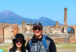 The Educational Tourist in Pompeii, I'd rather be... , www.theeducationaltourist.com
