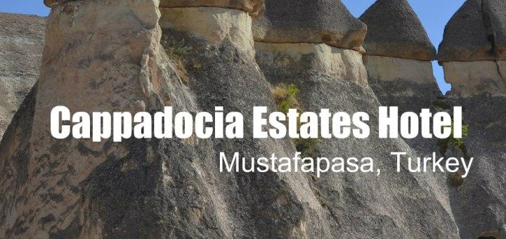 Cappadocia Estates, www.theeducationaltourist.com