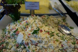 Ilayda hotel Kusadasi Turkey breakfast buffet, www.theeducationaltourist.com