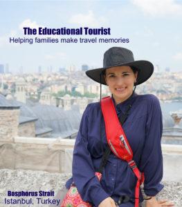 The Educational Tourist at Bosphorus Strait, www.theeducationaltourist.com