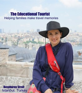The Educational Tourist at Bosphorus Strait, www.theeducationaltourist.com