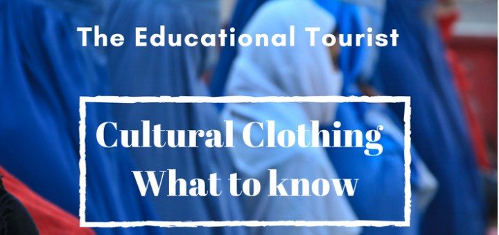 Cultural clothing, traditional clothes