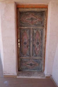 ancient door Cappadocia Turkey, Taskonaklar Hotel , www.theeducationaltourist.com