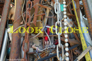 Look Close at the Cathedral of Junk