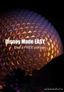 Epcot, Disney made Easy, www.theeducationaltourist.com