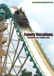 Water roller coaster, Travel outside your comfort zone, www.theeducationaltourist.com