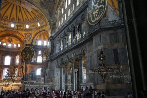 Turkey Photo Essay Hagia Sophia in Istanbul