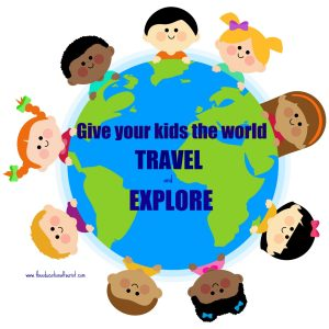 Teach Culture to Kids with Travel