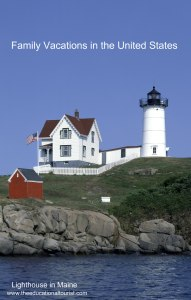 light house in Maine