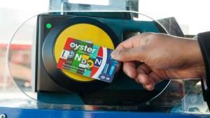 London Tube: Oyster Card