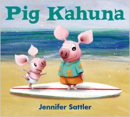 Pig Kahuna, Kids' Books set in Hawaii, www.theeducationaltourist.com