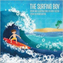 The Surfing Boy, Kids' Books Set in Hawaii, www.theeducationaltourist.com