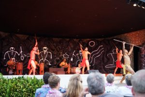 luau, Hilton Waikaloa Village, www.theeducationaltourist.com