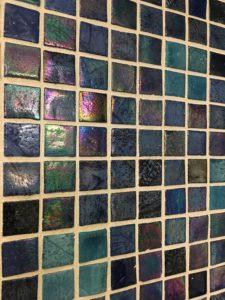 Bathroom tile Renaissance hotel Times Square NYC, Renaissance Hotel Times Square New York, www.theeducationaltourist.com