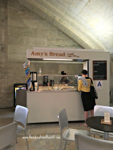 Amy's bread, New York Public Library Visit, www.theeducationaltourist.com