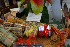 chocolate products for sale at Original Hawaiian Chocolate, www.theeducationaltourist.com