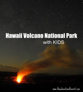 Steam from volcano in Hawaii, www.theeducationaltourist.com