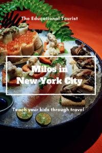 milos new york city