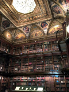 Morgan Library, Morgan Library, NYC - Visit with KIDS, www.theeducationaltourist.com