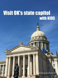 OK State Capitol Building - Take the KIDS, www.theeducationaltourist.com