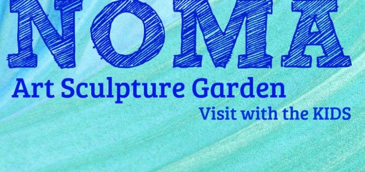 NOMA sculpture park