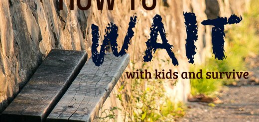 wooden bench outside, Waiting in line - Fun Activities for KIDS, www.theeducationaltourist.com