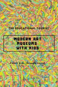 colorful modern art, visit modern art museums