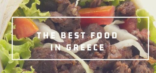 gyro sandwich, greek food