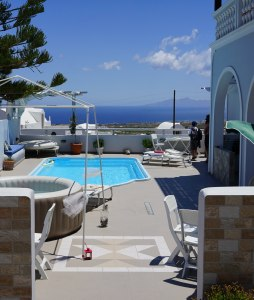 Villa Anto in fira Santorini, Greece