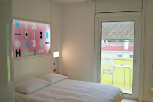 room in Semiramis hotel in Kifissia Greece