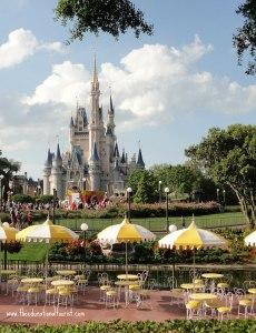 Disneyland Cinderella's Castle in Los Angeles, www.theeducationaltourist.com