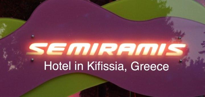 Semiramis Hotel in Kifissia, Greece