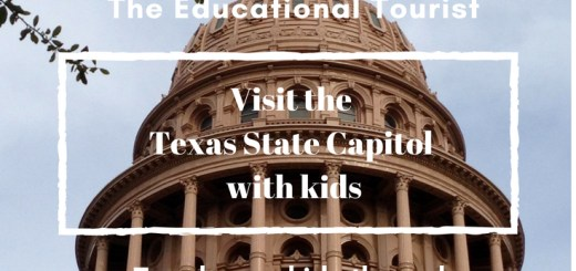 visit the Texas state capitol