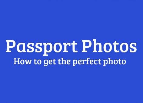 passport photos size and details