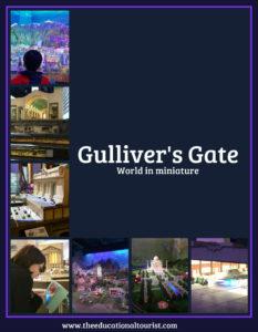 gullivers gate collage