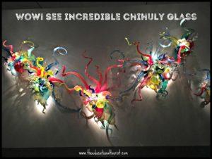 Confetti Anemone Wall 1999 Chihuly Glass