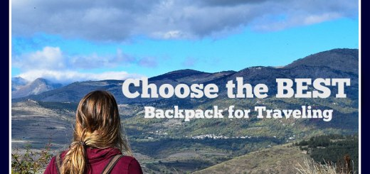 hiking backpack for traveling