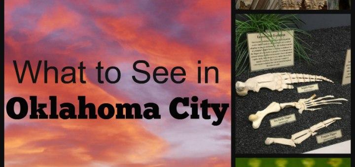 Oklahoma city things to do