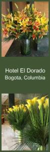 flowers hotel el dorado bogota